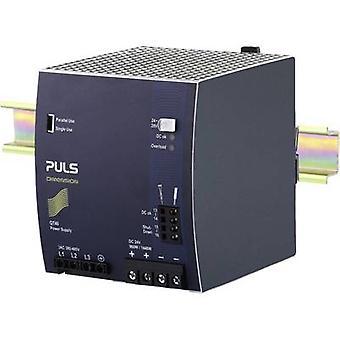 PULS DIMENSION QT40.241 Rail mounted PSU (DIN) 24 V DC 40 A 1440 W 1 x