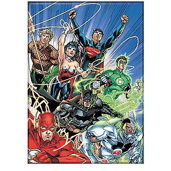 Magnete #1 di rilancio JLA DC