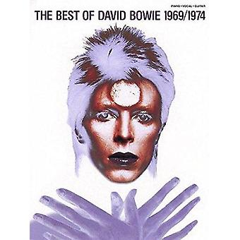 The Best of David Bowie 1969-1974 by David Bowie - 9780634021664 Book