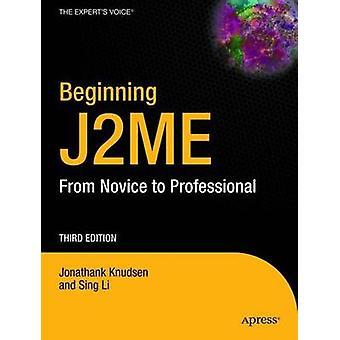 Börjar J2ME - från nybörjare till professionell (3rd ed. 2005. Corr. 2.