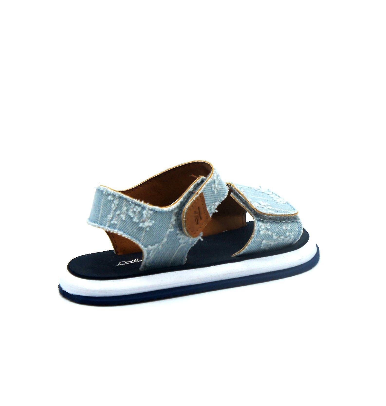 Cowboy blue sandals
