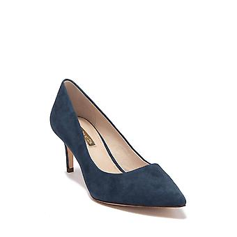 Louise Et Cie Womens LO-JORDYNA Fabric Pointed Toe Classic Pumps