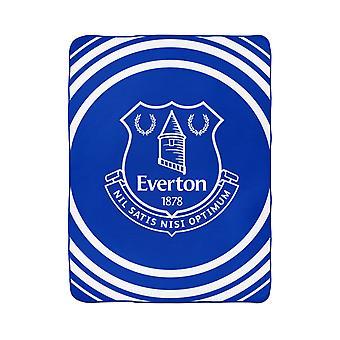 Everton FC Pulse fleece deken