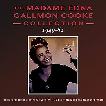 Gallmon Cooke, fru Edna - Gallmon Cooke fru Edna-samling 1 [CD] USA import
