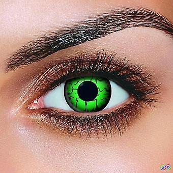 Lenti a contatto con gli occhi dei Goblin (coppia)