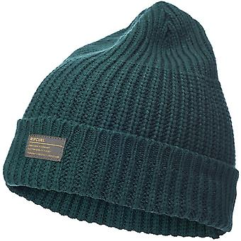 Rip Curl Nippy Beanie in Forest Green