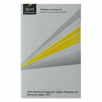 Sprint Screen Protector for Samsung Galaxy S4 - Clear