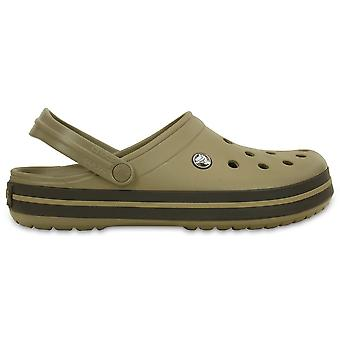 Crocs Crocband Zapato Khaki