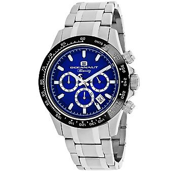 Oceanaut Men's Biarritz Blue Dial Watch - OC6113