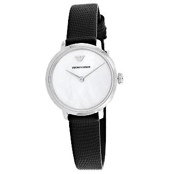 Armani Women-apos;s Two Hand Silver Dial Watch - AR11159