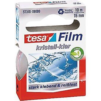 tesa 57315-00000-01 Tesa film tesafilm® Transparant (L x W) 10 m x 15 mm 10 m