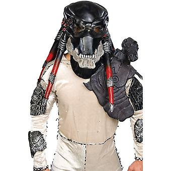 Predator Dlx Latex Mask For Adults