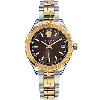 Versace Women's Watch Wristwatch Aço Inoxidável Hellenyium V12040015