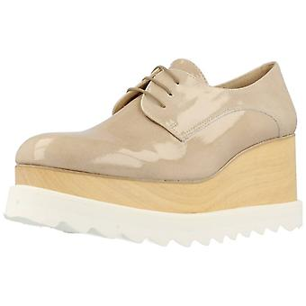 Yellow Shoes Casual American Color Taupe