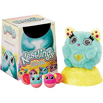 Nestlings Interactive Pet and Babies with Lights and Sounds 51201 Sarcelle