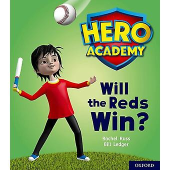 Hero Academy Oxford Level 2 Red Book Band Will the Reds W by Rachel Little