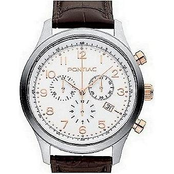Pontiac Men's Watch P40003 Chronographs