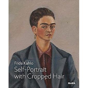 Kahlo SelfPortrait with Cropped Hair by Jodi Roberts