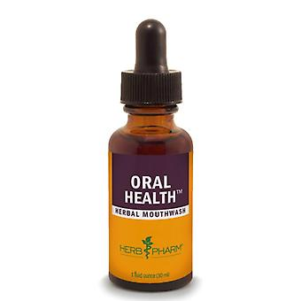 Herb Pharm Oral Health 1 oz