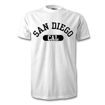 San Diego kaupunkivaltio t-paita