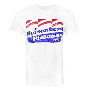 Breaking Bad Flag Men's T-Shirt