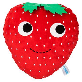 "Yummy Breakfast Strawberry 10"" Plush"