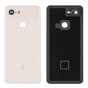 Google Battery Cover pour Pixel 3 G013A Pas rose Batterie Couverture partie de rechange Backcover Lid Battery
