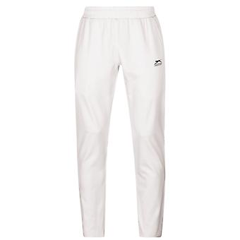 Pantalon slazenger Mens Aero Cricket Elasticated Waistband Drawstrings Pantalons