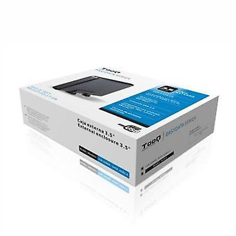 """Externý rámček tooq TQE-3509b HD 3.5 """"SATA III USB 2,0"""