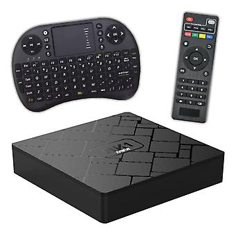 Stuff Certified® HC1 4K TV Mini Media Player Box Android Kodi - 2GB RAM - 16GB Storage + Bezdrátová klávesnice