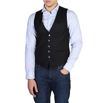 Tommy Hilfiger Original Men All Year Vest - Black Color 38768