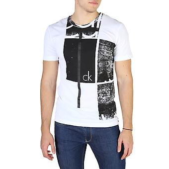 Calvin Klein Original Men All Year T-Shirt - White Color 57327