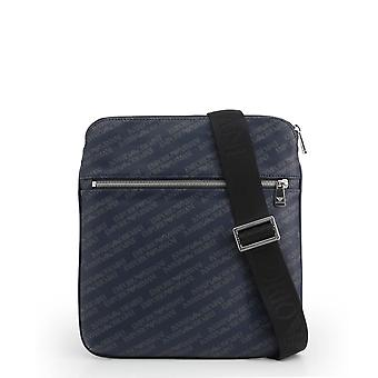 Emporio Armani Original Men All Year Crossbody Bag - Blue Color 57333