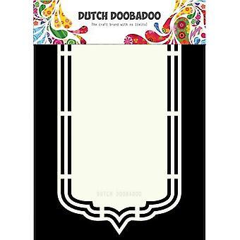 Dutch Doobadoo Dutch Shape Art Bookmark 470.713.164 A5