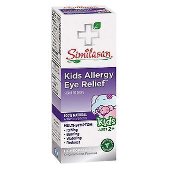 Similasan enfants allergie gouttes de soulagement des yeux, 0,33 oz