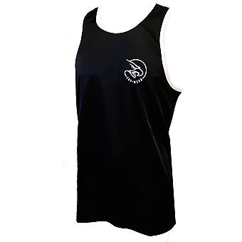 Tuf Wear Club Boxing Vests Black