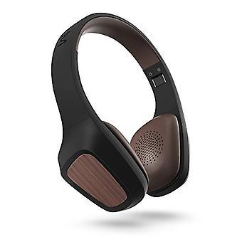 Fone de ouvido Bluetooth com Sistem de energia de microfone 443154 800 mAh Preto