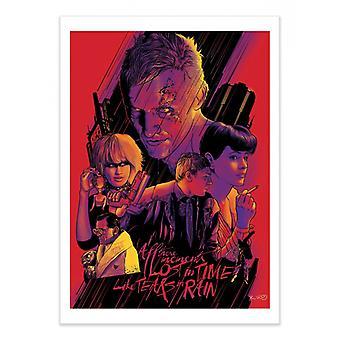 Art-Poster - Blade Runner - Joshua Budich