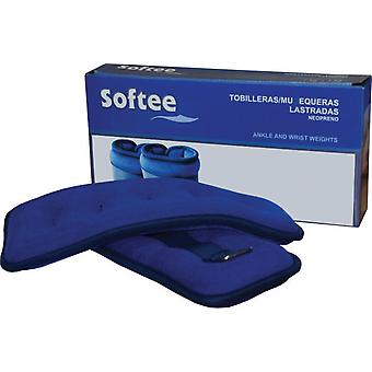 Softee Muñ.-Tob. Ballasted 2 X 2 Kg (Well-being and relaxation , Heath and hygiene)
