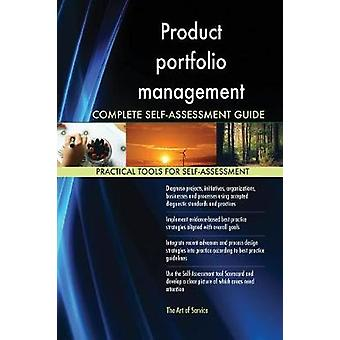 Product portfolio management Complete SelfAssessment Guide by Blokdyk & Gerardus