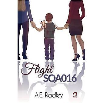 Flight SQA016 by Radley & A.E.