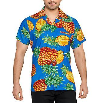 Club cubana men's regular fit classic short sleeve casual shirt ccc17