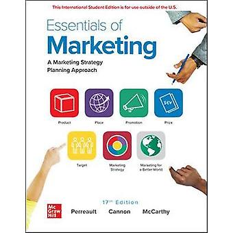 ISE Essentials of Marketing by William Perreault - 9781260570915 Book