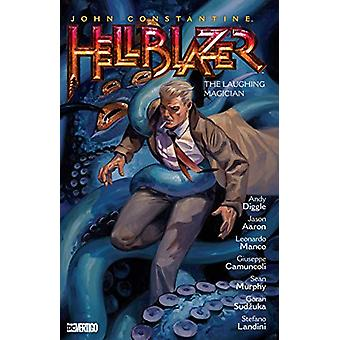 John Constantine - Hellblazer Volume 21 - The Laughing Magician by Andy
