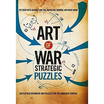 Art of War Strategic Puzzles - Battlefield scenarios and puzzles for t