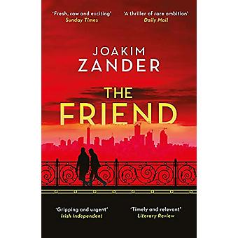 The Friend by Joakim Zander - 9781788547079 Book