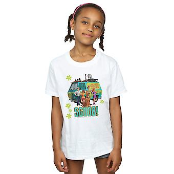 Scoob! Girls Mystery Inc Group T-Shirt