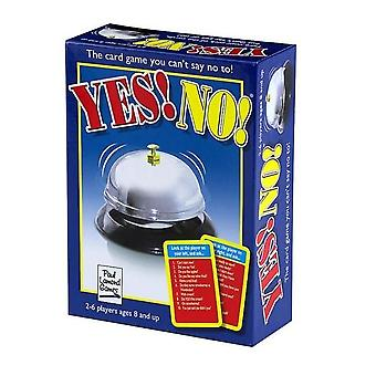 Paul Lamond Games The Yes! No! Game