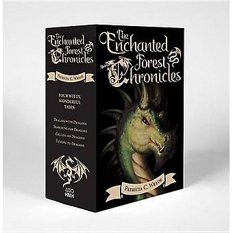 The Enchanted Forest Chronicles Set by Patricia C Wrede - 97805445426