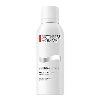 Shaving Foam Sensitive Force Biotherm (200 ml)